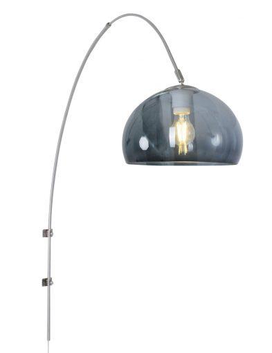design wandleuchte stahl-9938st