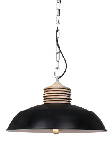 grosse industrie haengeleuchte schwarz-7974zw
