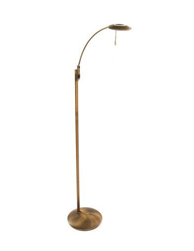 klassische steh leseleuchte bronze-7862br