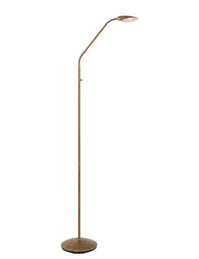 klassische stehleuchte bronze-7492br