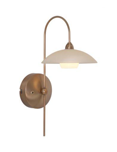 klassische wandleuchte bronze-7926br