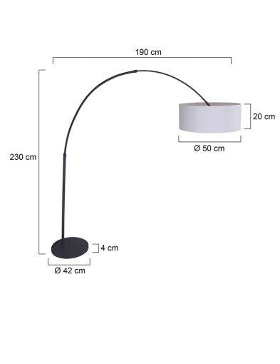 moderne-bogenlampe-grau-weiss-9913gr-5