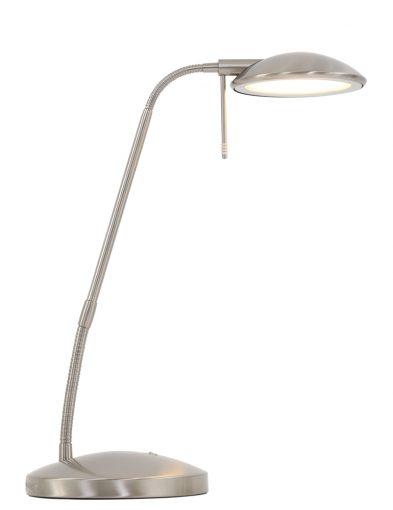 moderne buerolampe stahl-7869st