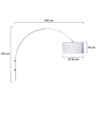 moderne-wandbogenlampe-stahl-weiss-9939st-6