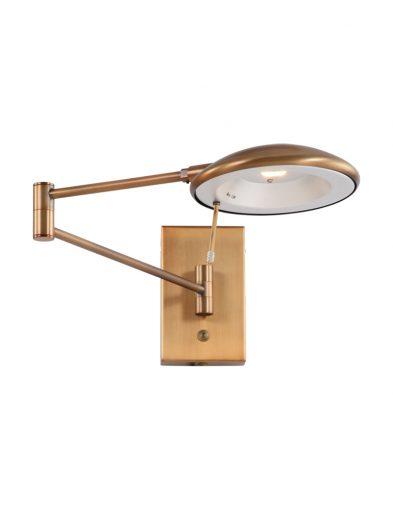 moderne wandleuchte bronze-7959br