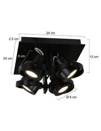 schwenkbare-deckenleuchte-mit-vier-lampen-schwarz-7552zw-2