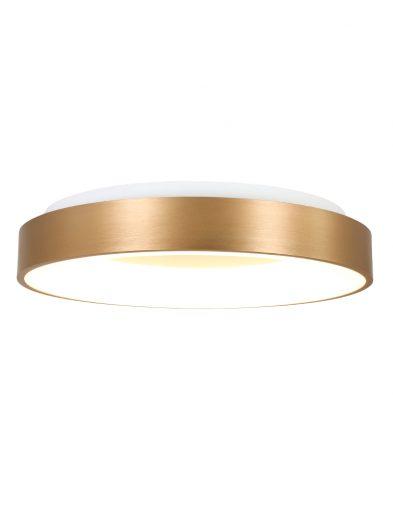 Deckenleuchte Ring Steinhauer Ringlede gold-2563GO