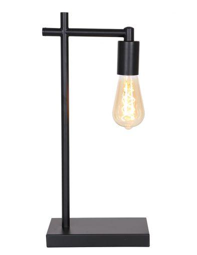 Industrie Tischlampe Light & Living Corby schwarz-2913ZW