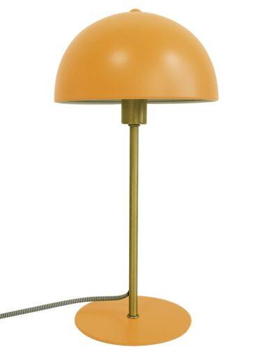 Klassische Tischleuchte gelb-10150GE