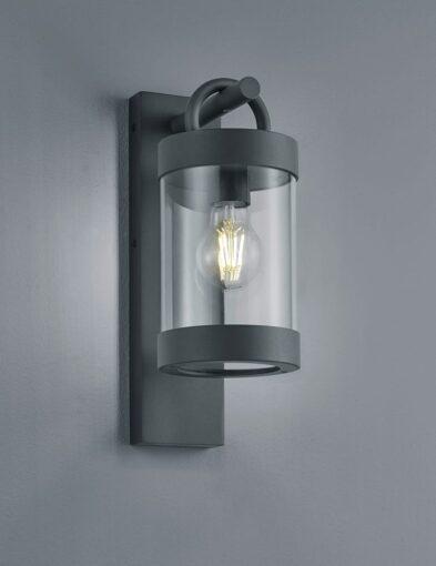 Außenwandleuchte Lanterne schwarz-2554ZW