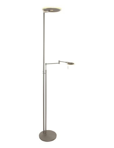 Designer Stehleuchte Stahl-2560ST