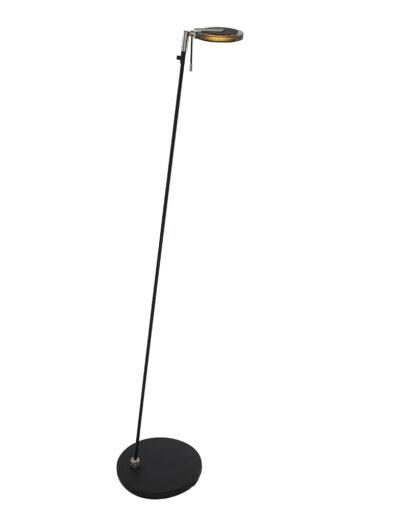 Schlichte Designer schwarz-2664ZW