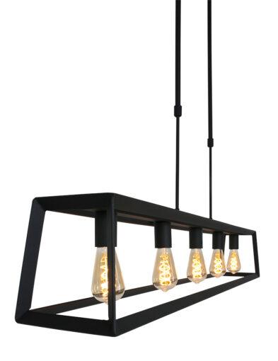 Hängeleuchte modern schwarz-2675ZW