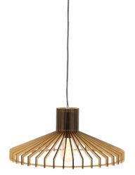 Esszimmerleuchte natürlich Holz-2699BE