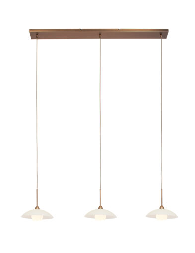 Klassische Esszimmerleuchte bronze-2739BR