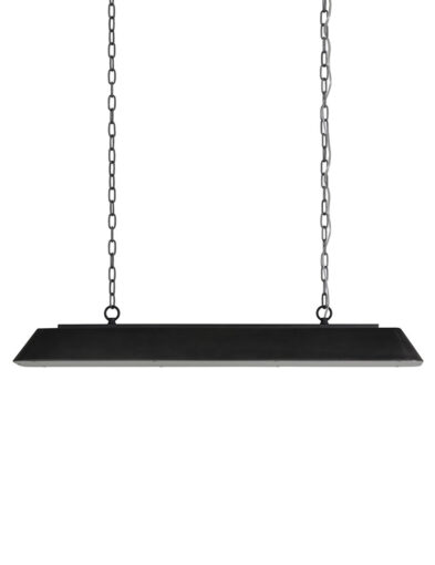 Industrielle Esszimmerleuchte schwarz-2825ZW