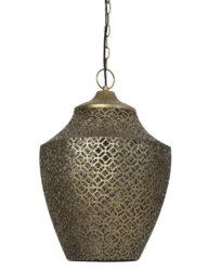 Orientalische Pendelleuchte bronze-2844BR