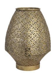 Tischleuchte orientalisch gold-2906BR