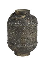 Orientalische Tischlampe altgold-2920BR