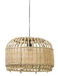 Hängeleuchte Landhausstil Bambus-2931BE