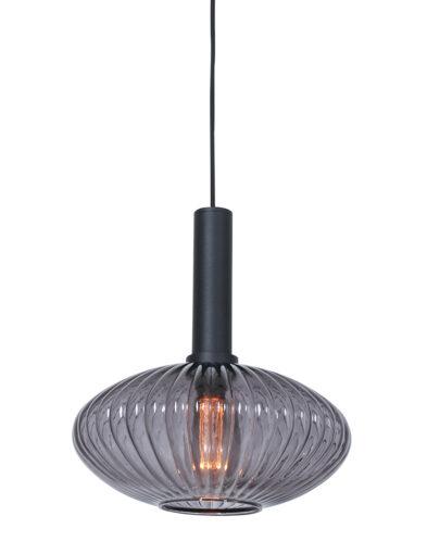 Kleine Pendelleuchte modern schwarz-2986ZW