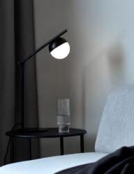 Moderne Schreibtischleuchte verstellbar schwarz-3012ZW