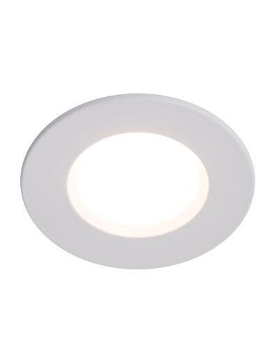 LED Einbauspot Badezimmer weiß-3031W