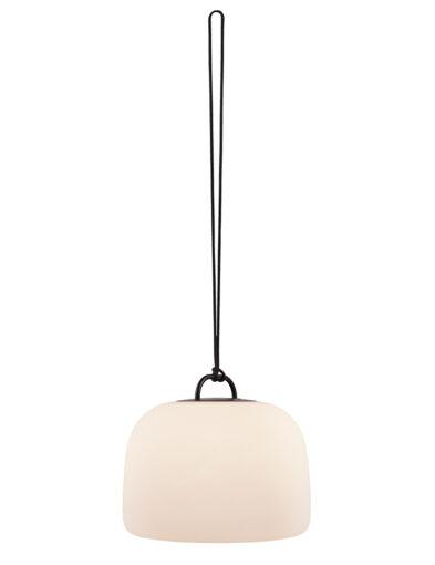 LED Pendelleuchte außen weiß-3041W
