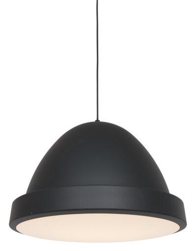 Industrielle moderne Pendelleuchte schwarz-3073ZW