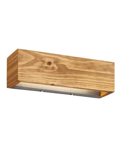Natürliche Wandleuchte Holz-3153BE