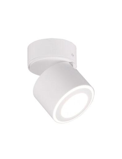 Schlichter Deckenspot verstellbar weiß-3167W