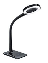 Praktische Touch Schreibtischlampe schwarz-3181ZW