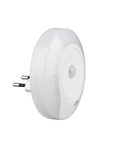 Kleine Steckerleuchte weiß-3218W