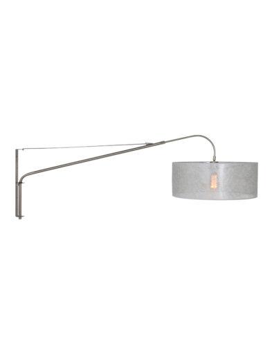 Moderne Bogenlampe Stahl-9327ST