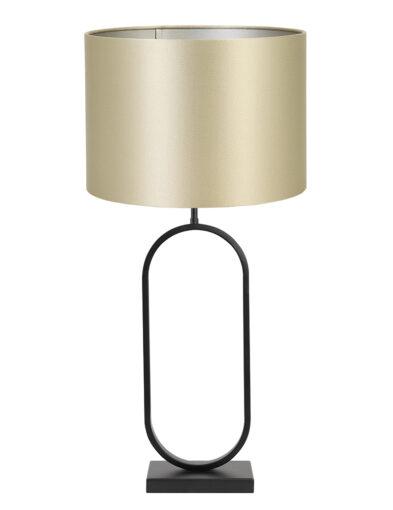 Elegante Tischleuchte schwarz-9333ZW