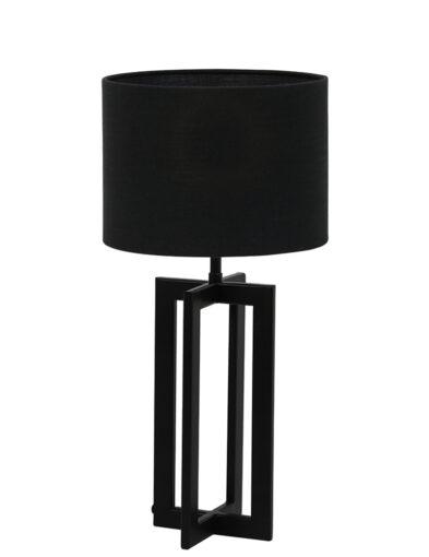 Tischleuchte schick schwarz-9366ZW
