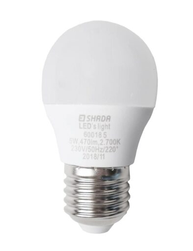 LED Leuchtmittel E27 5W-I15132S