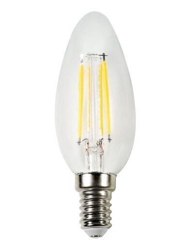 Kerzenlampe LED E14 4W-I15135S
