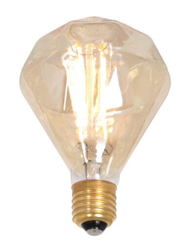Dimmbares Leuchtmittel Diamant LED E27 4W-I15200S