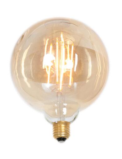 XXL Leuchtmittel gold dimmbar E27 4W-I15201S