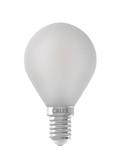 LED Lampe matt E14 3