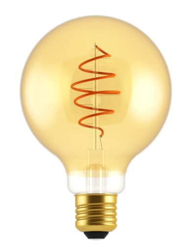 Rundes Filament Leuchtmittel dimmbar E27 5W-I15231S
