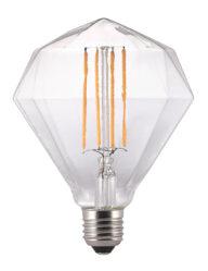 LED Leuchtmittel Diamant E27 2W-I15235S