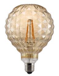 Leuchtmittel Filament rund LED E27 2W-I15237S