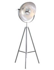 Standlampe mit drei Beinen