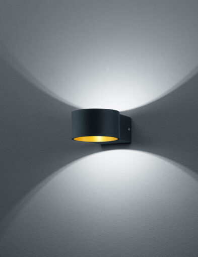 moderne Wandlampe